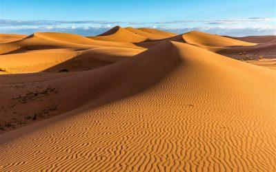 دعم المناطق الصحراوية